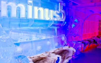 Minus5 Ice Bar, Las Vegas