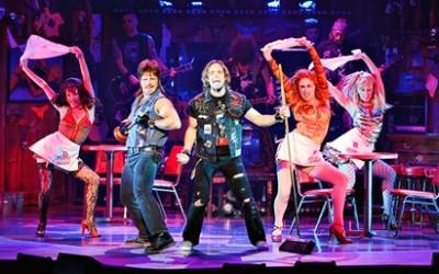 Rock of Ages, Las Vegas