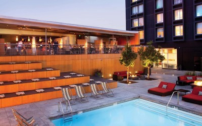 Custom Hotel, LAX