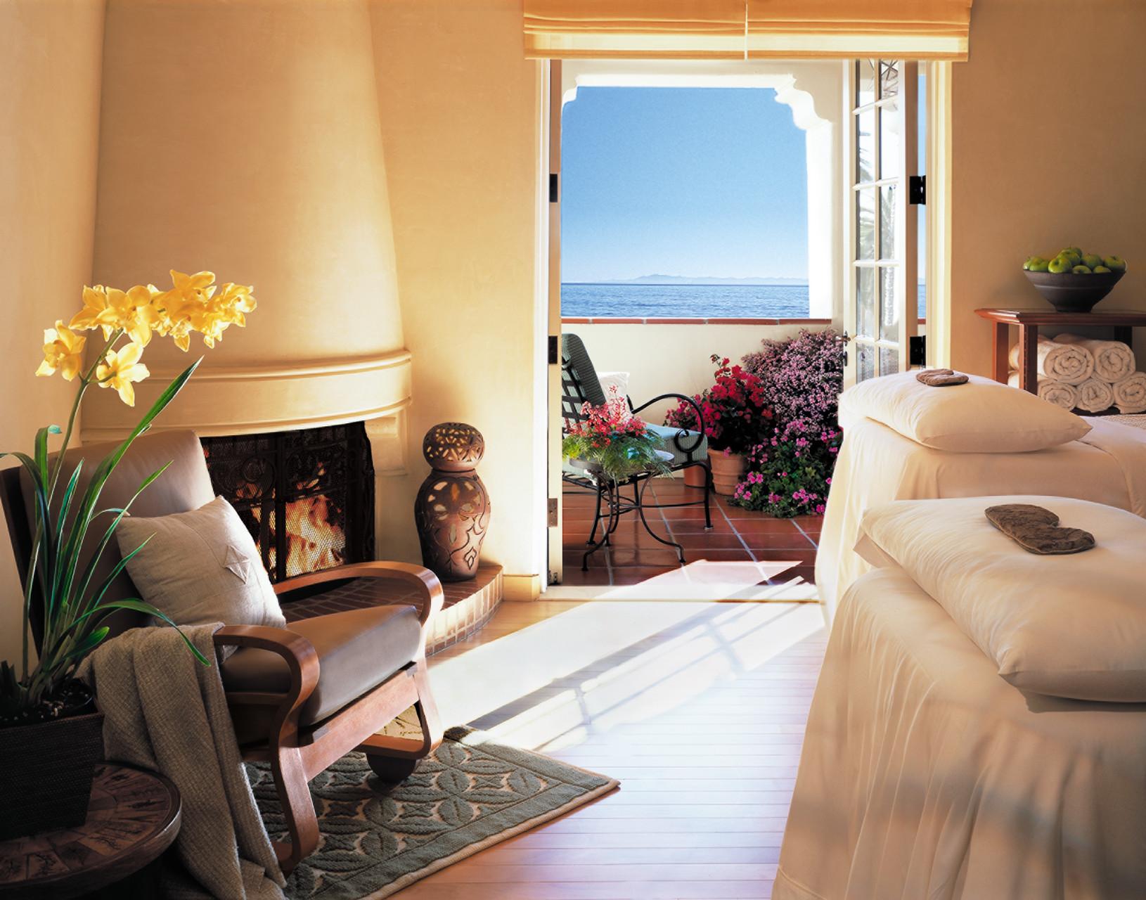 The spa at four seasons resort the biltmore santa barbara for 4 dollz only salon