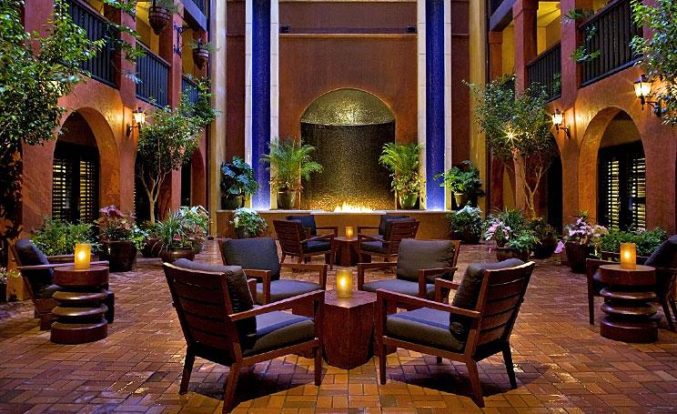 Hotel Valencia Restaurant San Antonio
