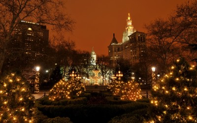 Holiday Travel-New York City