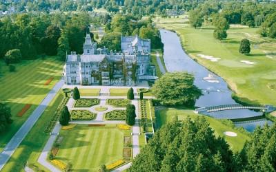 The Most Luxurious Wedding Venue in Europe: Adare Manor, Ireland