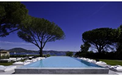 The Kube Hotel, St. Tropez France