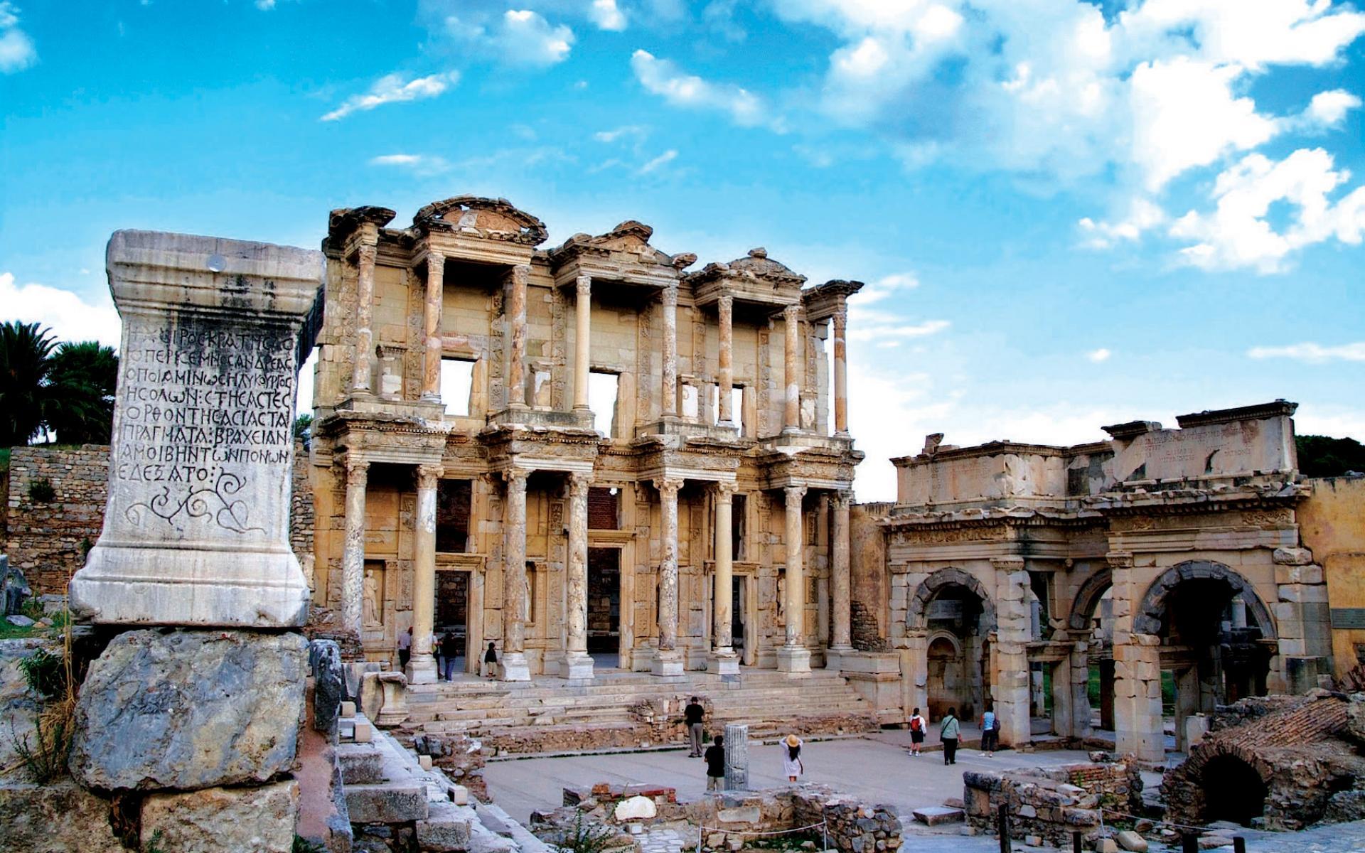 A Magic Carpet Ride From Ephesus To Kusadasi Turkey Los Angeles Travel Magazine