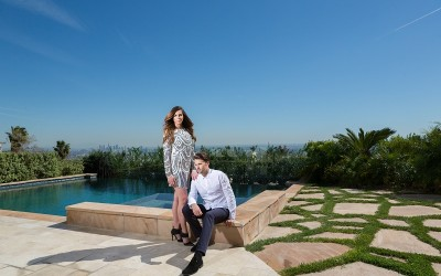 Travel, Trendsetting and Hollywood Confessions from Tom Schwartz & Katie Maloney of Vanderpump Rules