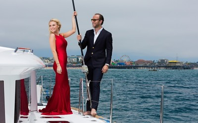 From Beverly Hills to St. Tropez Morgan Stewart & Brendan Fitzpatrick are Living the LA Dream