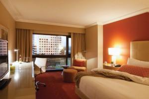 Hotel Irvine Guest Room (Tangerine)