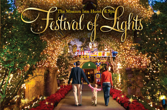 The 25th Annual Festival Of Lights Amp Seasonal Offerings At