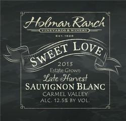 2013-SweetLove-LateHarvestSauvignonBlanc