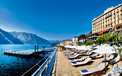 Nothing is Grander in Lago Di Como