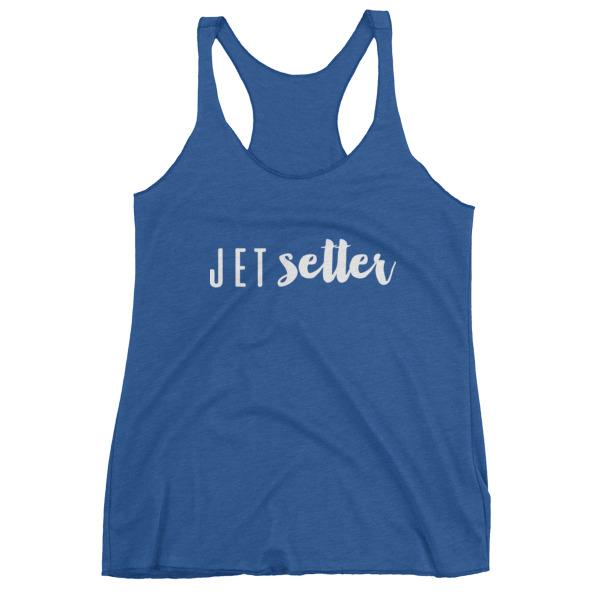 Jet Setter Tank