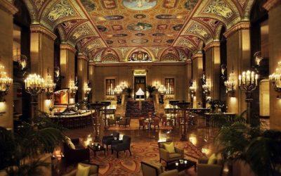 The Palmer House Hilton, Chicago