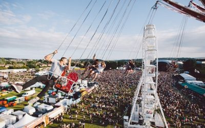The Isle of Wight Festival Celebrates its 50th Anniversary