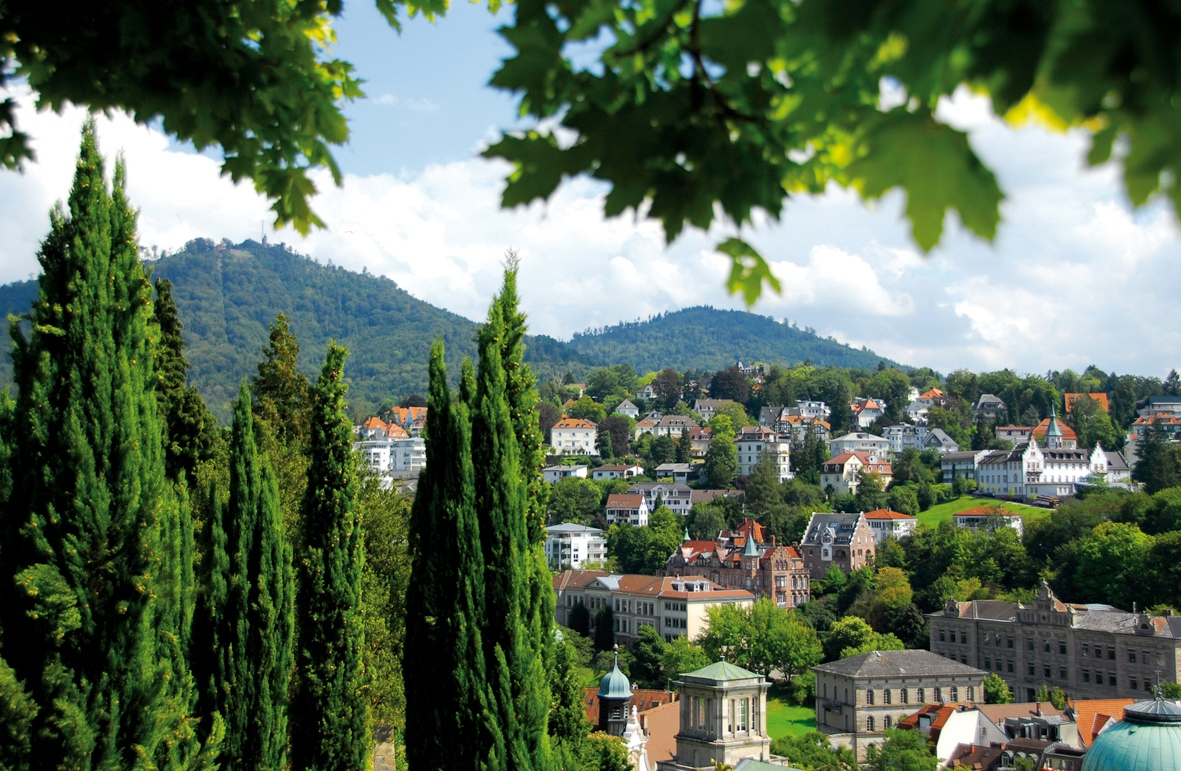 Germany S Spa Town Baden Baden Los Angeles Travel Magazine