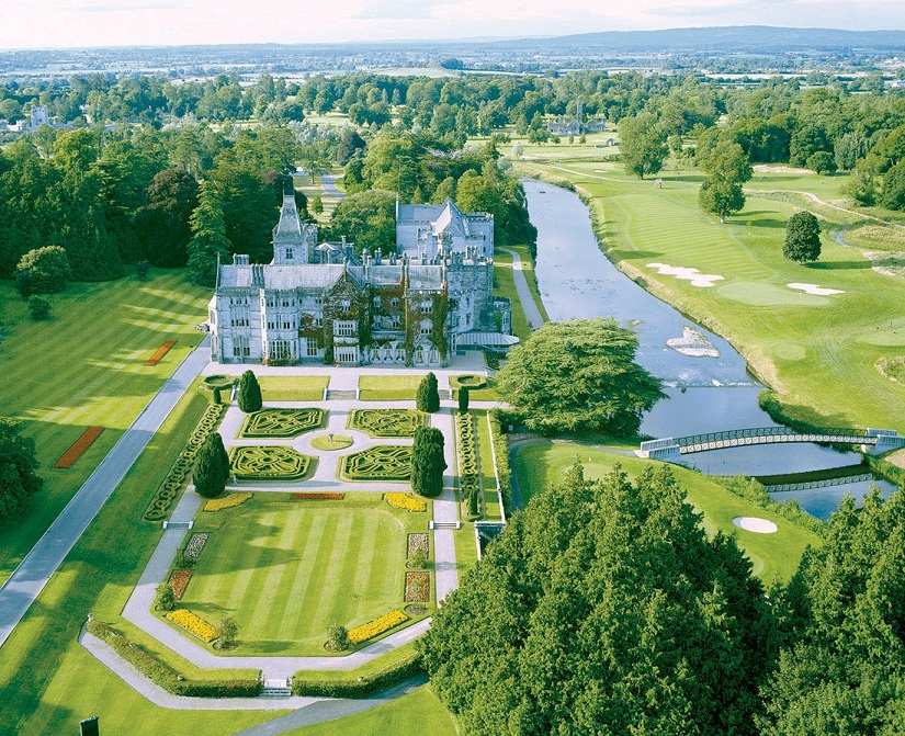 The Most Luxurious Wedding Venue in Europe: Adare Manor ...