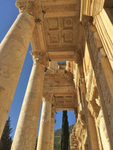 Ephesus Librarysm